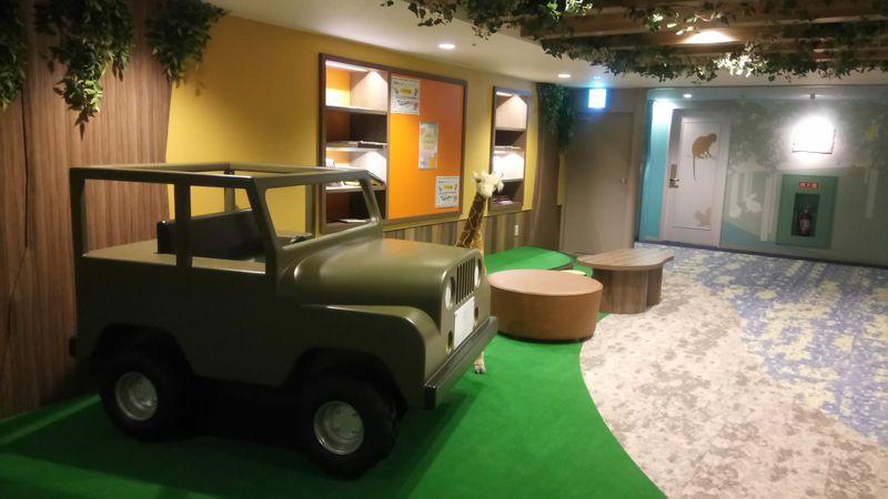 子連れに優しいロイヤルホテル那須で過ごす!遊び放題の家族旅行