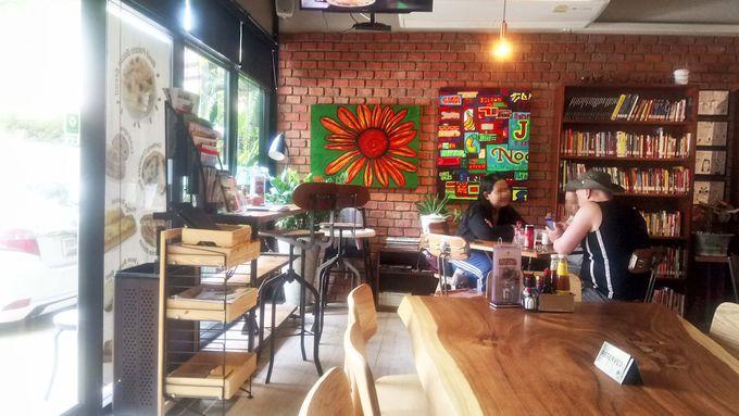 バンコクのお洒落カフェレストランBrainwake cafe