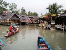 タイ・北パタヤが近くて楽しい!家族で楽しめる観光名所満載