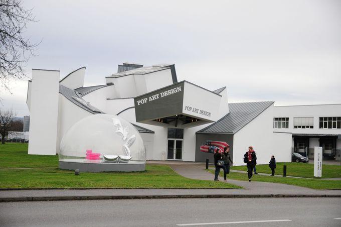 まずは、アートミュージアムへ!