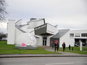 現代建築&アート満喫!ヴィトラ・デザイン・ミュージアムへ!!