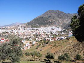 幻想的な青い町並み、モロッコ・シェフシャウエンを歩く!
