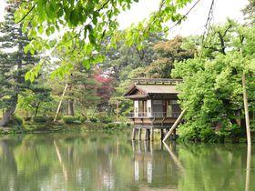 1番美しいのはどこ?日本三大庭園を比べてみた