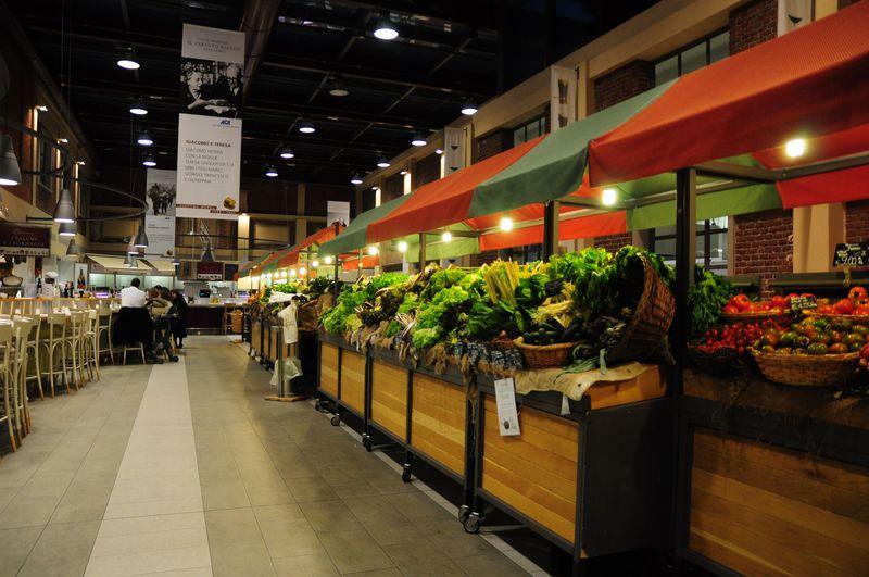 イタリア高級スーパー「イータリー」のトリノ本店に行こう!