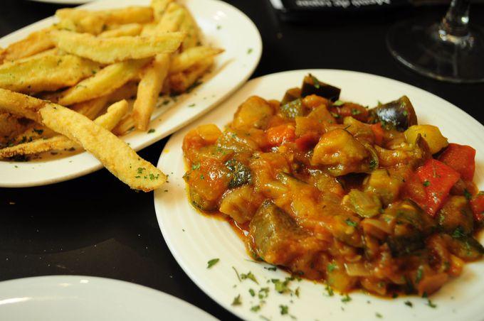 素材の味を活かした料理が最高、スペイン料理!