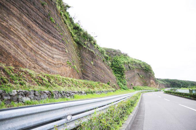 伊豆大島の海岸線ドライブorライド!