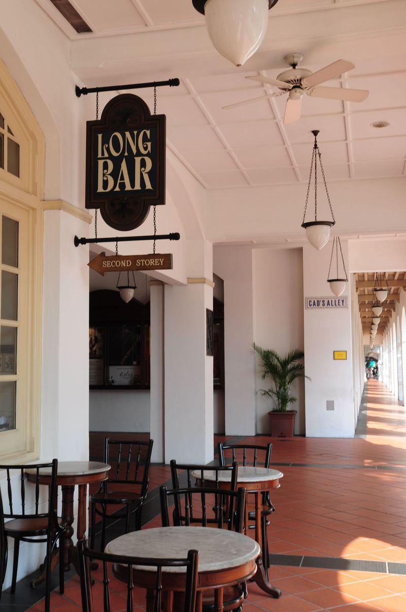 シンガポール・スリングを発祥のお店に飲みに行こう!