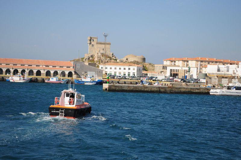 モロッコからスペインへ、ジブラルタル海峡を渡る!!