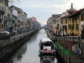 ミラノのお洒落スポット、ナヴィリオ地区をお散歩しよう!