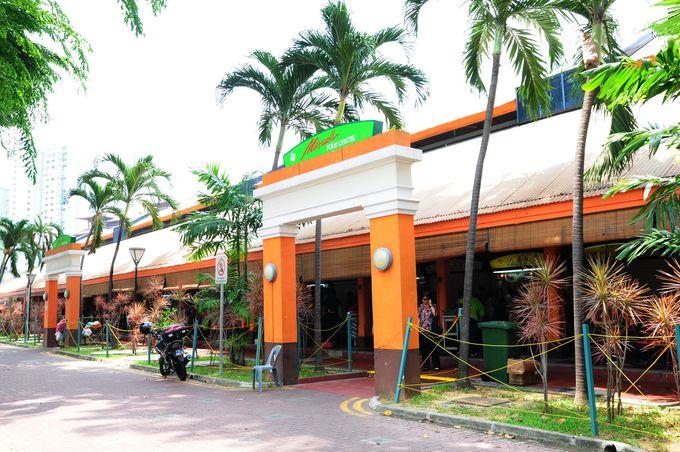 シンガポール最大のホーカーズ、マクスウェル・フードセンターへ!