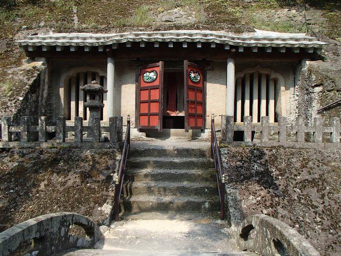 「羅漢寺五百羅漢」で当時の石工技術に目を見張る