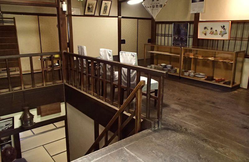 創業300年を越える老舗料亭、伊藤博文が名付け親の「富貴樓」