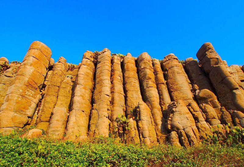 自然が生み出す造形美 台湾の奇岩「澎湖諸島玄武岩」を見に行こう