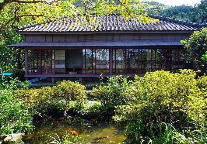 時の皇太子のために建築された「金瓜石太子賓館」