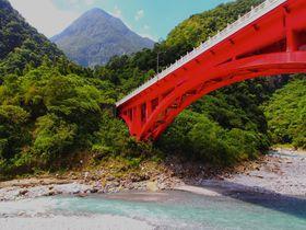 台湾・太魯閣(タロコ)国家公園のおすすめ観光スポット8選