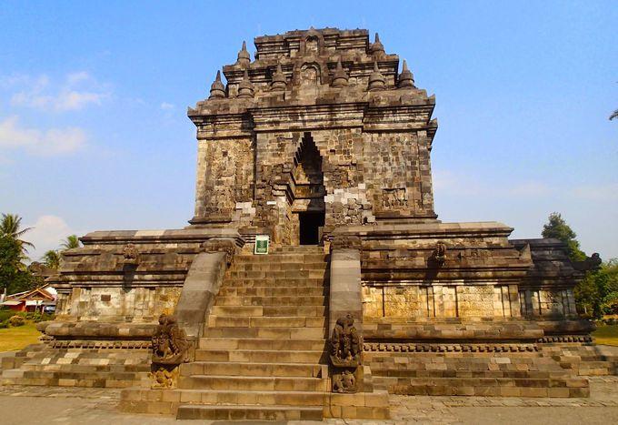 3.ムンドゥッ寺院