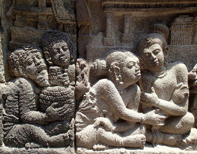 2.プランバナン寺院遺跡群