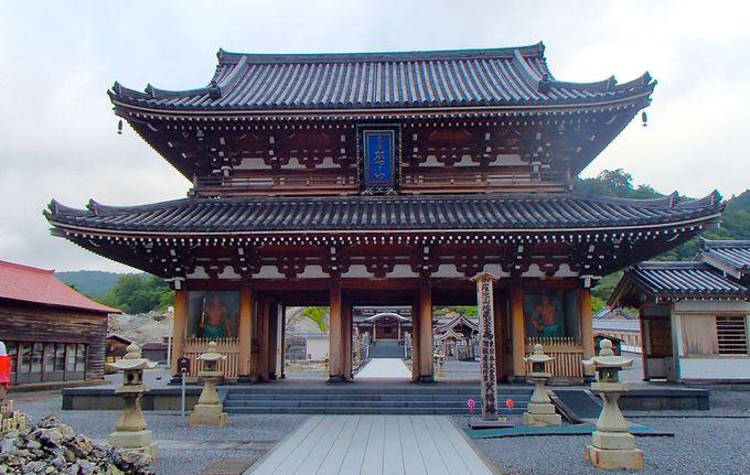「恐山菩提寺」は日本三大大霊堂の一つ