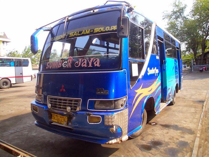 ジョグジャカルタからバスでも行ける「サンギラン博物館」