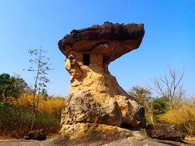 先史時代から続くタイの聖地「プー・プラ・バート歴史公園」