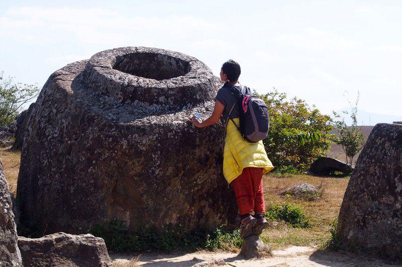 巨人伝説?!謎に包まれた巨石群 ラオス「ジャール平原」