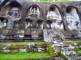 バリ島初の世界遺産を「グヌン・カウィ」遺跡で学ぶ旅
