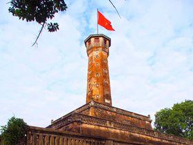 黄金龍が舞い降りた!ベトナム・ハノイの世界遺産「タン・ロン遺跡」