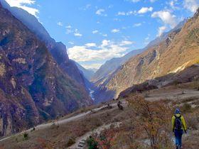 ダイナミック中国!雲南省の世界遺産「虎跳峡」に自然のパワーを感じよ!