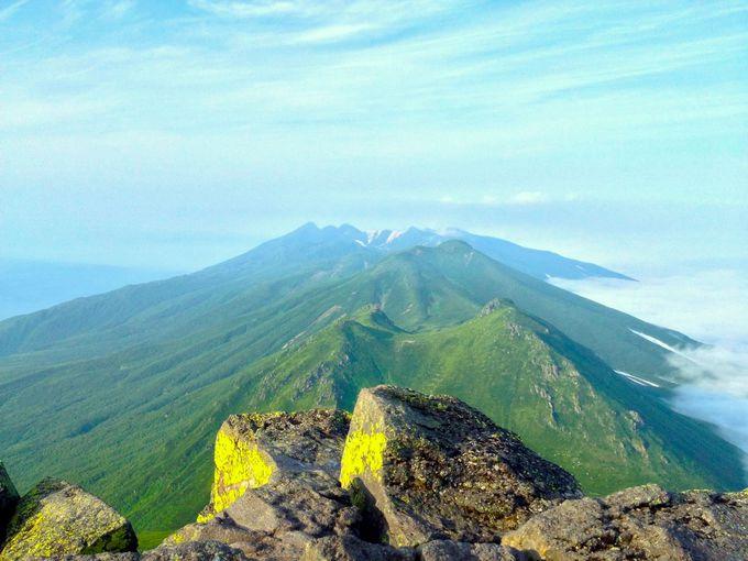 知床半島を一望する景色はここでしか見られない絶景