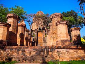 チャンパ王国最古の生ける遺跡「ポーナガール」にベトナムの歴史を感じて