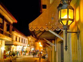 世界遺産の街から中世へダイブ!フィリピン・ビガン歴史地区で麗しの夜を