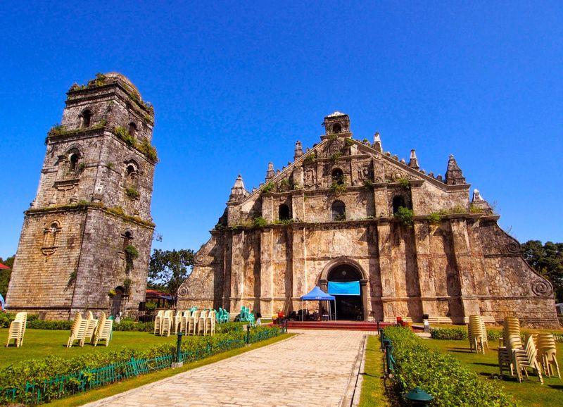 フィリピン・バロックの傑作!パオアイ「サン・アグスティン大聖堂」