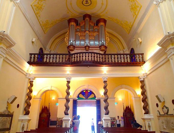 フランシスコ・ザビエルも眠る「聖ヨセフ修道院と聖堂」