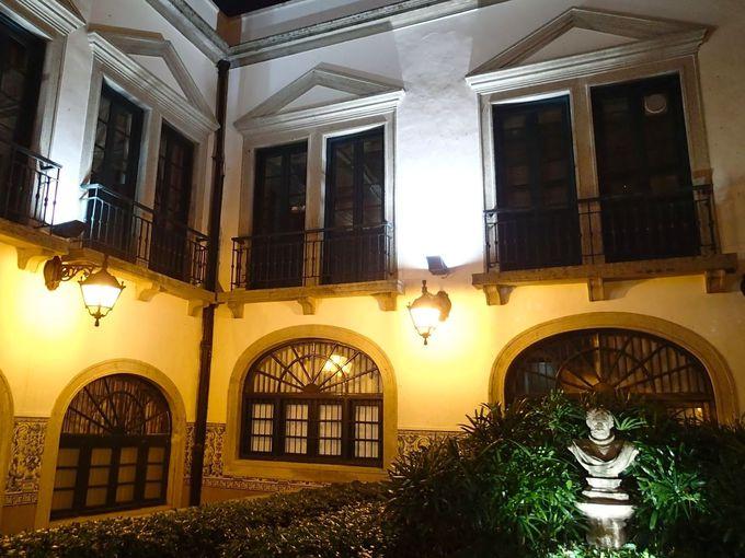 マカオの政治の中心地「民政総署ビル」