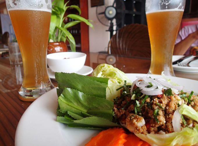 絶品!カンボジア料理からウェスタンにシーフードと目移り必須のメニュー