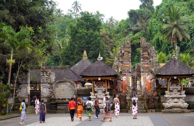 2012年に世界遺産に登録された1000年の歴史を持つ寺院