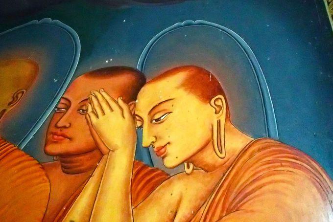 ソリアス・メンディスの仏教画の世界へ
