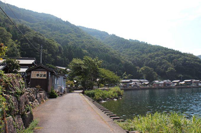 「菅浦の湖岸集落景観」として2014年に重要文化的景観に選定
