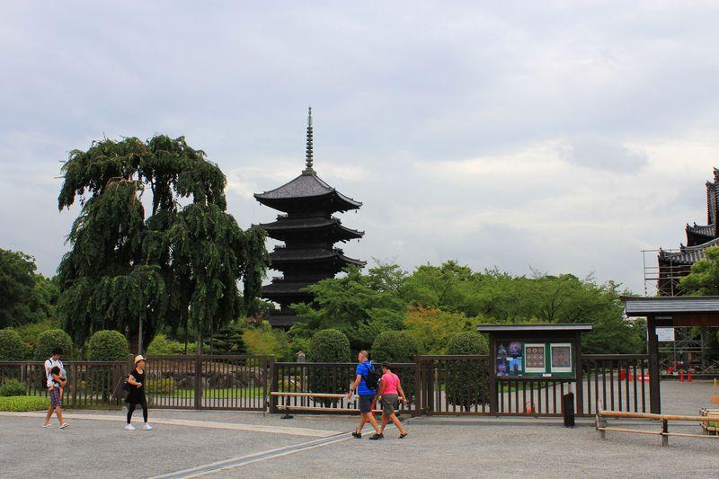 京都駅から徒歩15分の立体曼荼羅!東寺は京都有数の仏像ワンダーランド