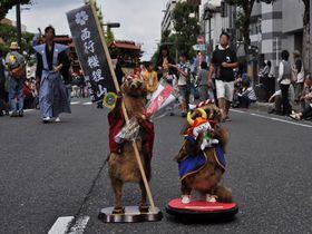 間近で見る曳山巡行は迫力満点!滋賀「大津祭」を見に行こう