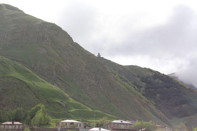 山の上の教会「ツミンダ・サメバ教会」