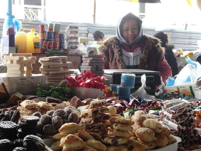 ちょっとコツが必要なトルクメニスタン旅行