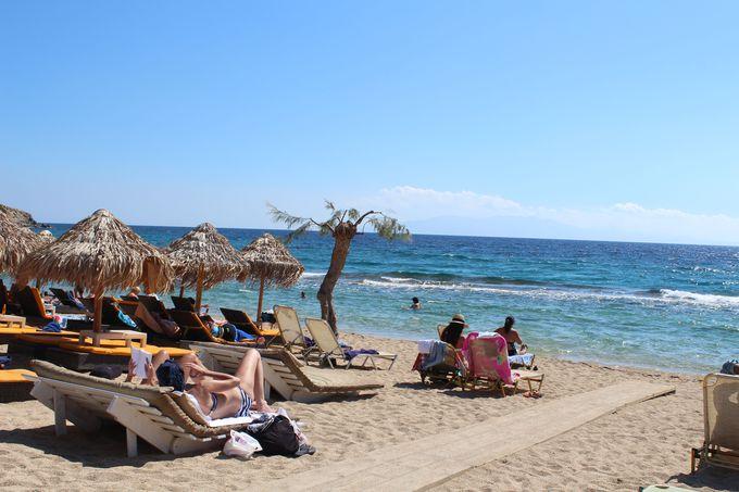 4.パラダイスビーチ