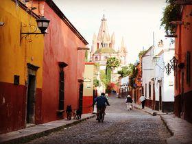 メキシコ・サンミゲルアジェンデの邸宅ホテルがフォトジェニック