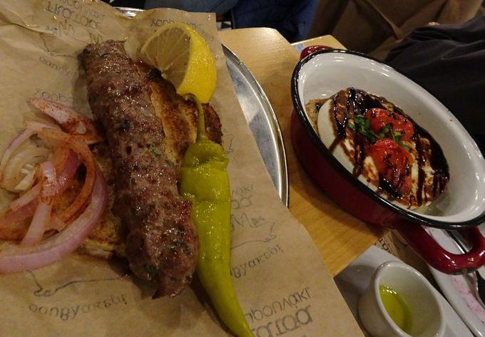 食文化に国境なし!ニコシア旧市街で楽しむキプロス料理