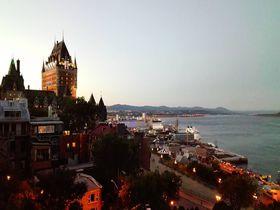 ケベックシティのオーベルジュサンタントワーヌは美しきミュージアムホテル