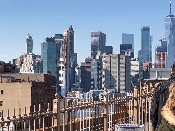 PM4:00 マンハッタンの絶景とともに1日を締めくくる