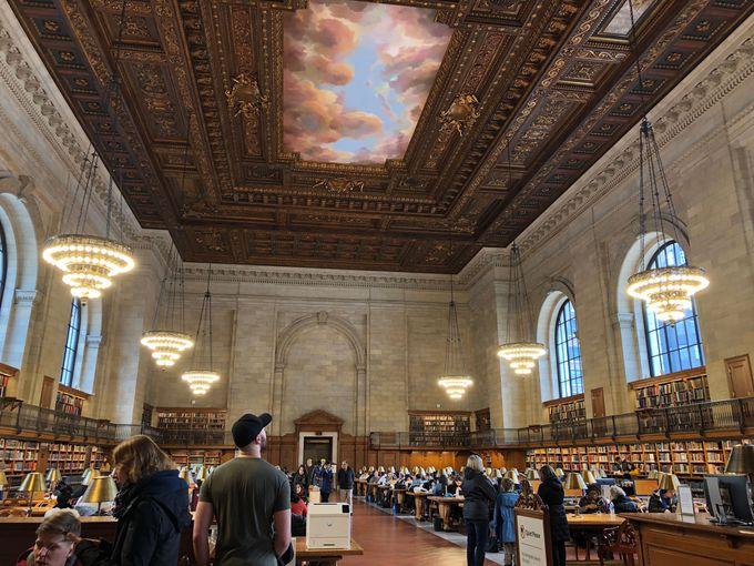 8.ニューヨーク公立図書館