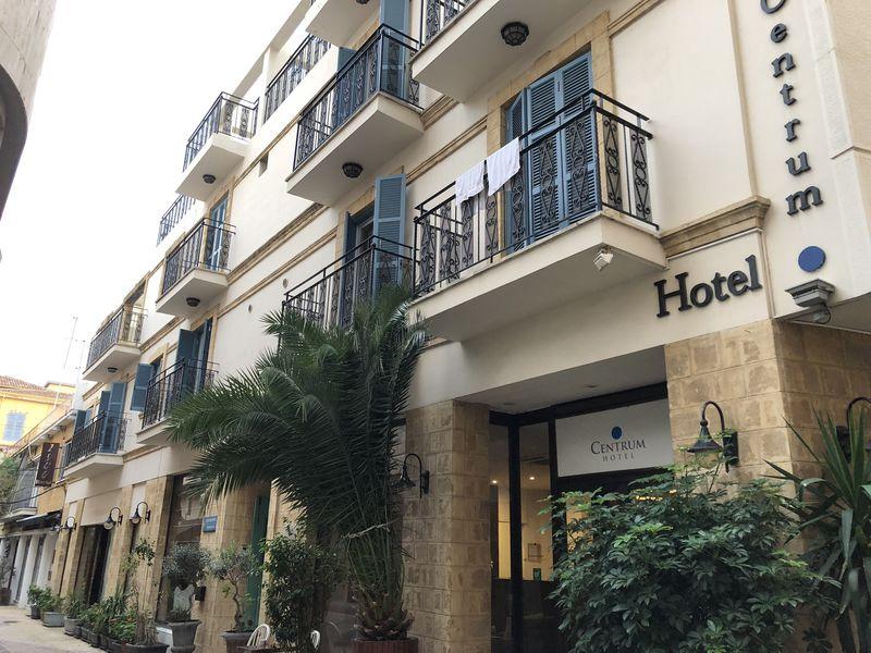 ニコシア城壁内「セントラムホテル」で歩く&食べるキプロスを堪能!