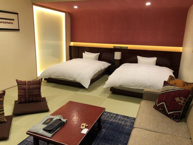 風情ある日本家屋から生まれた美しき7つの客室